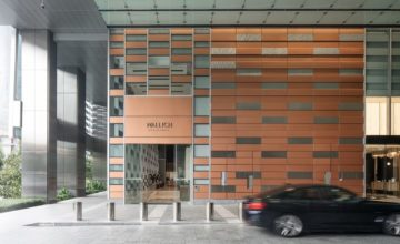 Wallich Residence Drop Off Singapore