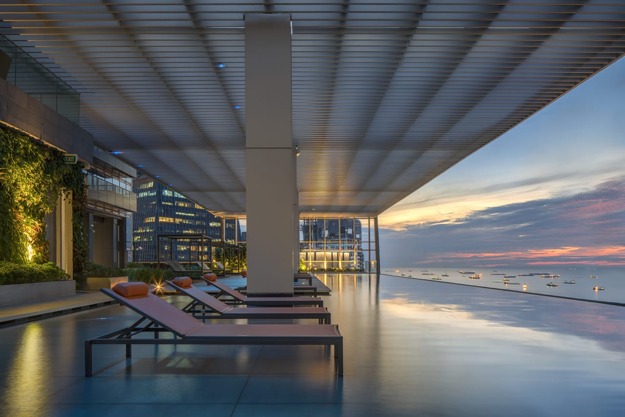 Wallich Residence Social 180 Singapore